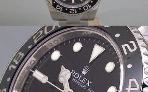 Comment identifier une contrefaçon Rolex GMT Master II 116710