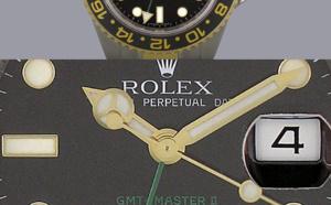Comment identifier une contrefaçon Rolex GMT Master II 116713