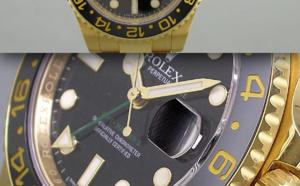 Comment identifier une contrefaçon Rolex GMT Master II 116718