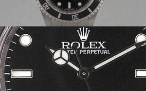 Comment identifier une contrefaçon Rolex Submariner 14060