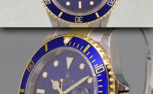 Comment identifier une contrefaçon Rolex Submariner 16613