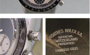 """Comment identifier une contrefaçon Rolex Daytona 6241 """"Paul Newman"""""""