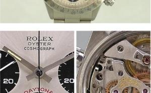 Comment identifier une contrefaçon Rolex Daytona 6265