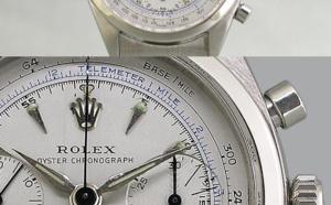 Comment identifier une contrefaçon Rolex pre-Daytona vintage