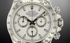 Rolex Daytona 116520 avec boite et papiers plus révision Rolex - montre occasion