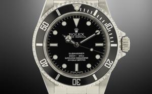 Rolex Submariner référence 14060M avec boite et papiers (montre occasion)