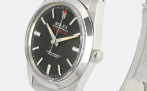 Rolex Milgauss 1019 d'occasion cadran noir