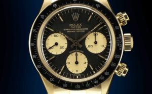 Rolex Daytona 6263 or jaune 18k cadran noir