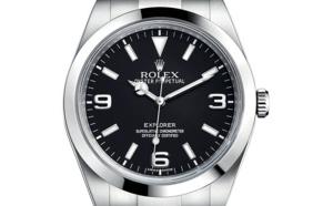 Prix du neuf Rolex 2015 Explorer