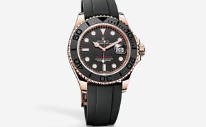 Prix du neuf Rolex 2015 Yacht-Master Everose Oysterflex®