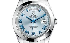 Rolex Day-Date II platine (41mm)