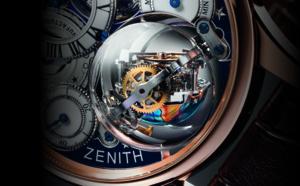 Découvrez en exclusivité chez Bucherer la Christophe Colomb Hurricane Grand Voyage II de Zenith