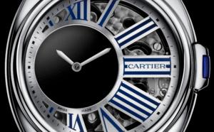 L'heure mystérieuse - Clé de Cartier calibre 9981 MC