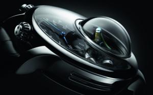 Jacquet Droz récompensé au grand prix d'horlogerie de Genève.