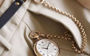 La magnifique montre de poche de Frédérique Constant : Un nouveau souffle à la tradition