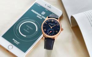 La nouvelle version de l'Horological Smartwatch par Frédérique Constant.