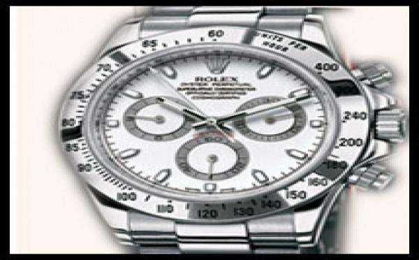 Rolex Daytona Acier - Réf. 116520
