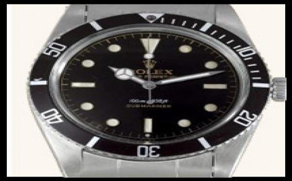 Rolex Submariner - Réf. 5508