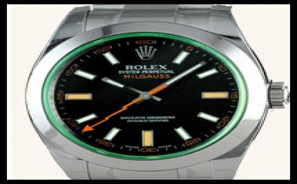 Montre - Rolex Milgauss 116400gv