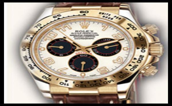 Montre - Rolex Daytona 116518