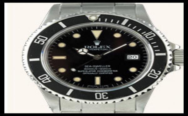 Rolex Sea-Dweller - Réf. 16660