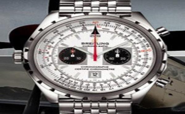 Prix du neuf Breitling Navitimer Chronomatic 443 Acier