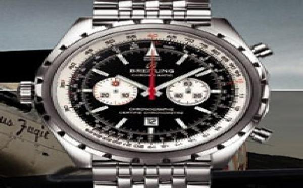 Prix du neuf Breitling Navitimer Chronomatic 444 Acier