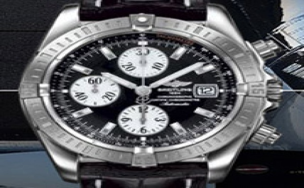 Prix du neuf Breitling Windrider Chronomat 448 Acier