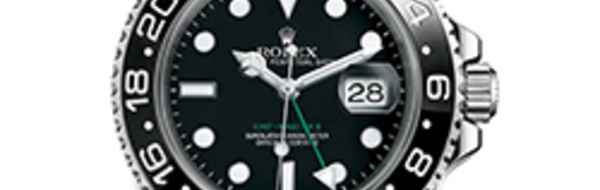 Prix du neuf Rolex 2015 GMT Master 116710LN lunette noire
