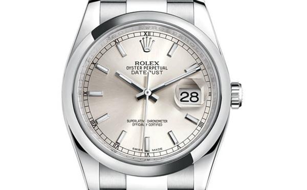 Prix du neuf Rolex 2015 Datejust (36mm) acier